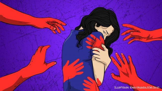 -Inses Kasus Kekerasan Seksual Terbanyak Pada Anak Perempuan