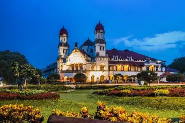 Lawang Sewu di Semarang