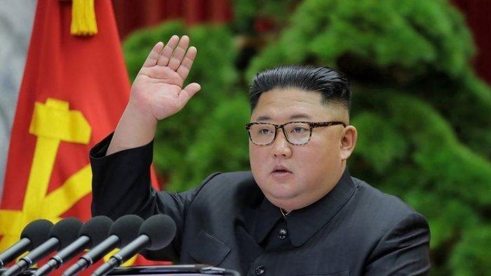 Pemimpin Korea Utara (Korut), Kim Jong-un