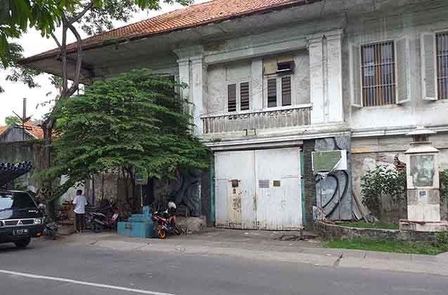 Penjara Kalisosok di Surabaya