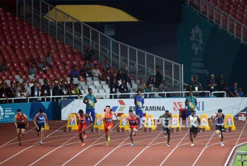 13 rekor baru Asian Games