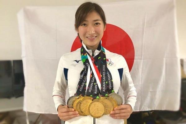 Atlet yang mendapatkan medali terbanyak