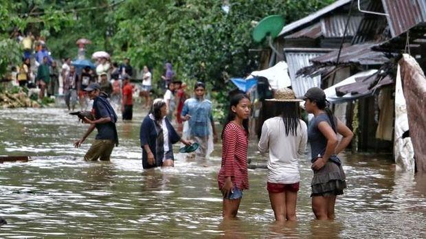 Badai Kai-Tak di Filipina