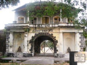 Benteng Vastenburg di Surakarta