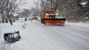 Badai salju di Amerika Serikat