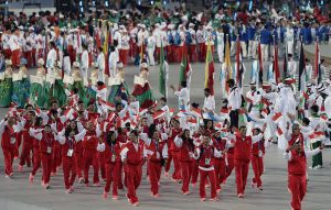 Jumlah atlet Asian Games